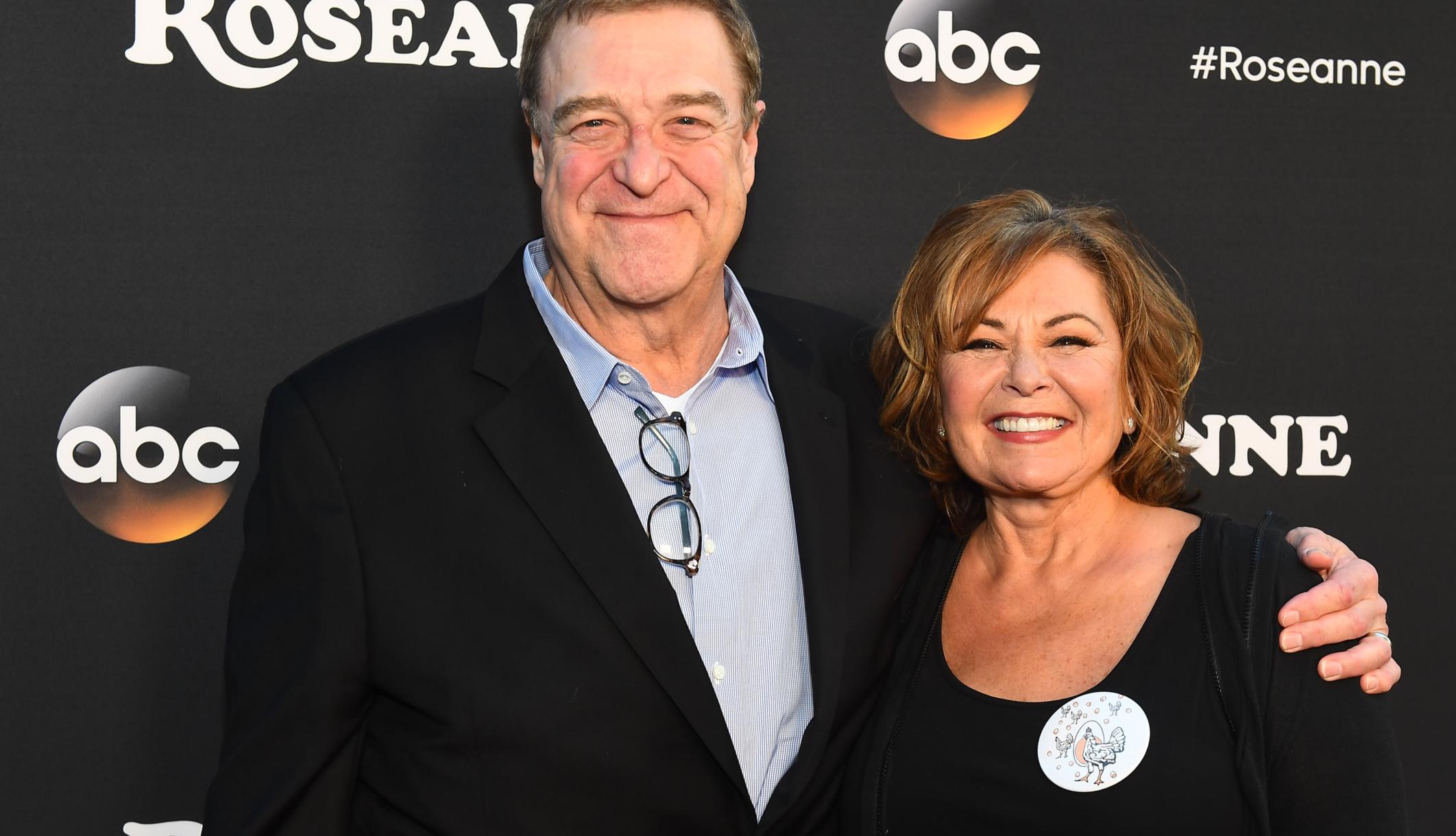 John Goodman brani Roseanne Barr po škandalu s Twitterjem in pravi, da ni rasistična