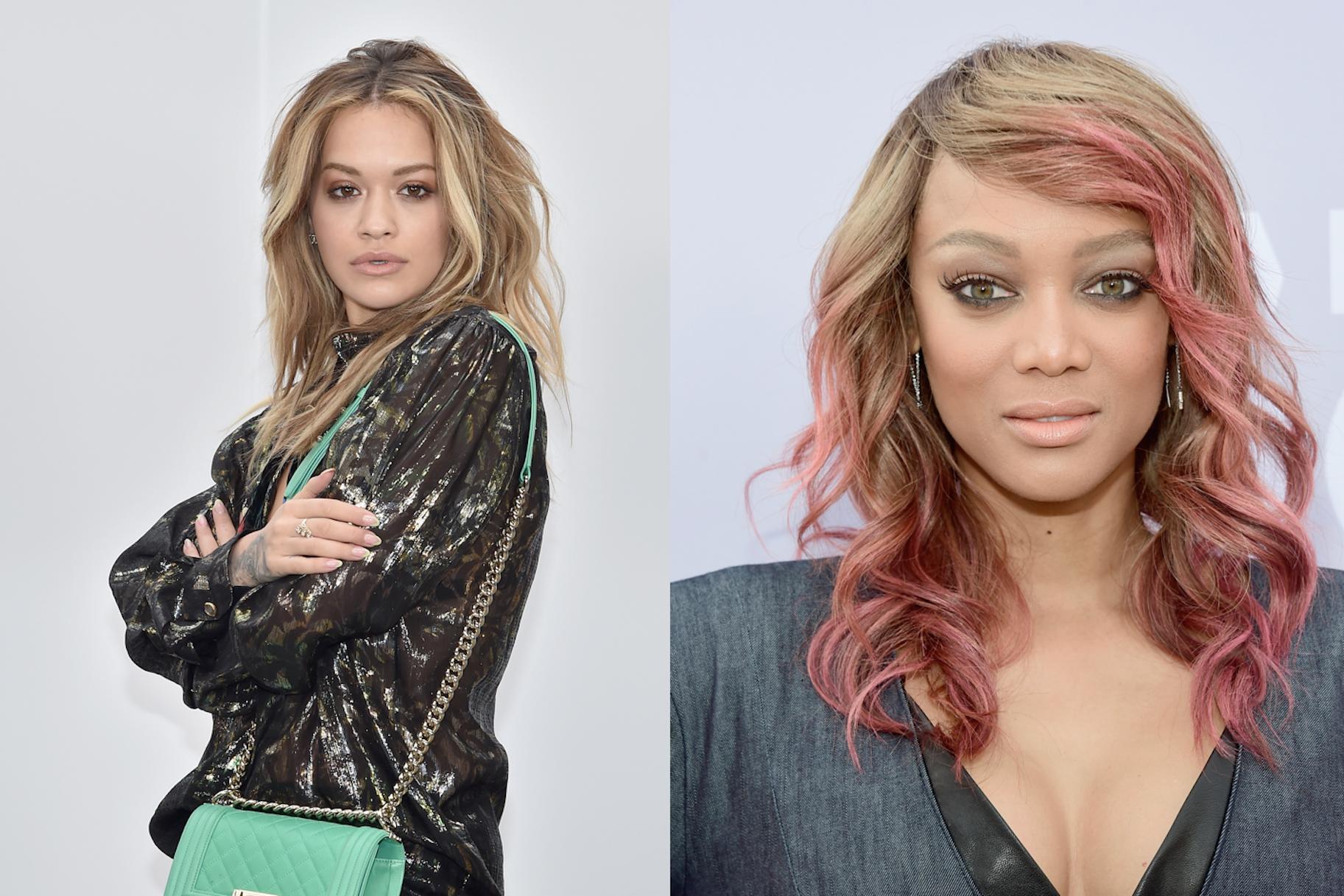 Tyra Banks želi, da je Rita Ora odpuščena iz 'America's Next Top Model'