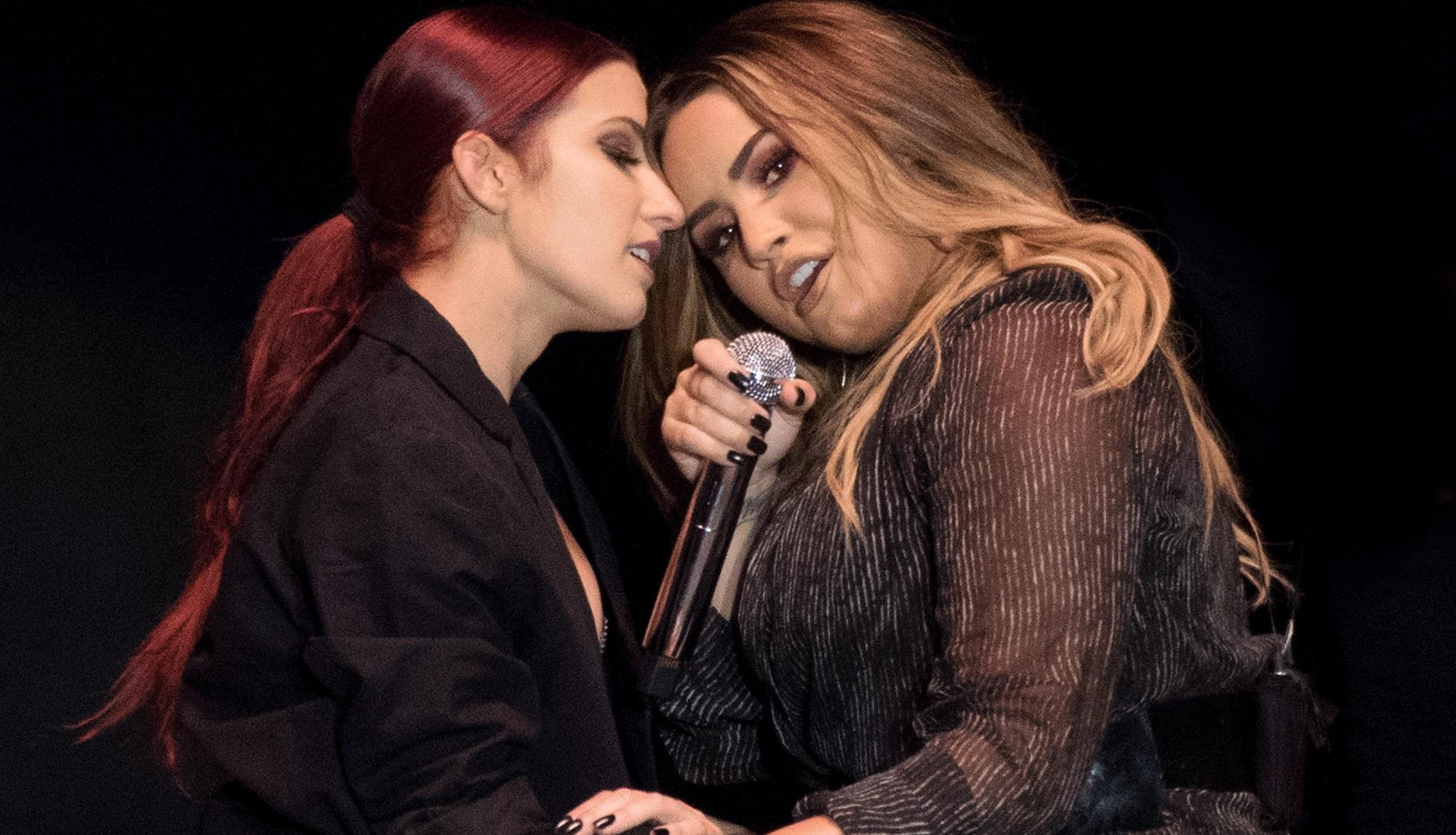 El bailarín de respaldo de Demi Lovato, Dani Vitale, pide el fin de la 'negatividad' que rodea al OD de la cantante: 'Nada más que amor en mi corazón'